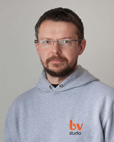 Petr Kubák BV studio