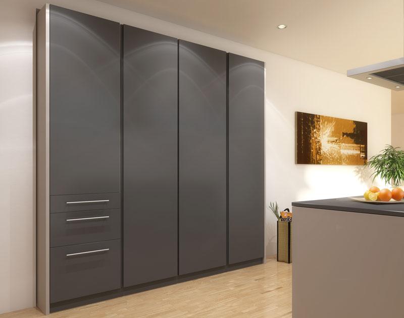 Hawa Concepta - chytré řešení úložných prostor a kuchyní.