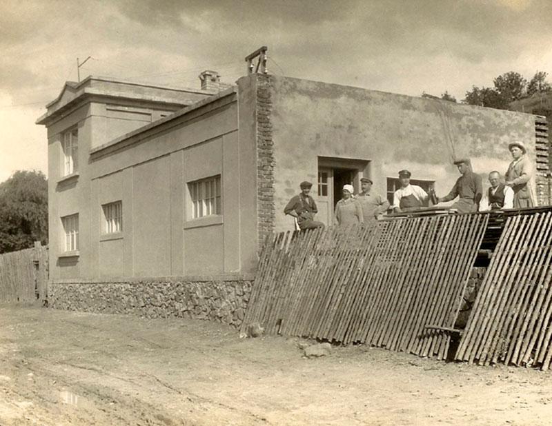 BV studio historie
