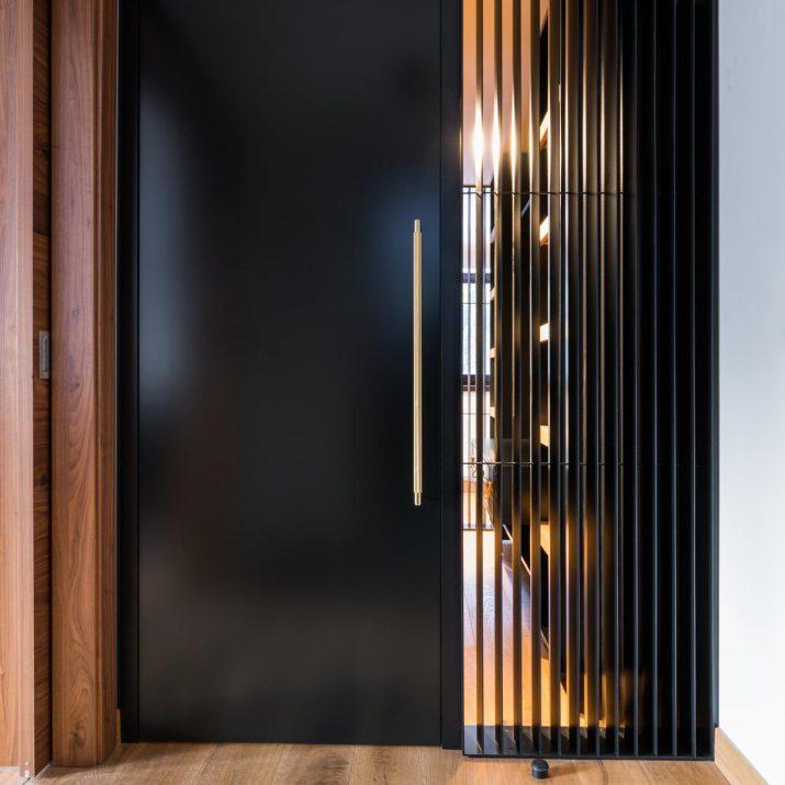 Apartmán Špindlerům Mlýn – Dveře do šatny