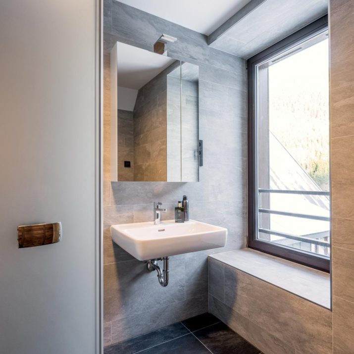 Apartmán Špindlerův Mlýn – Koupelna