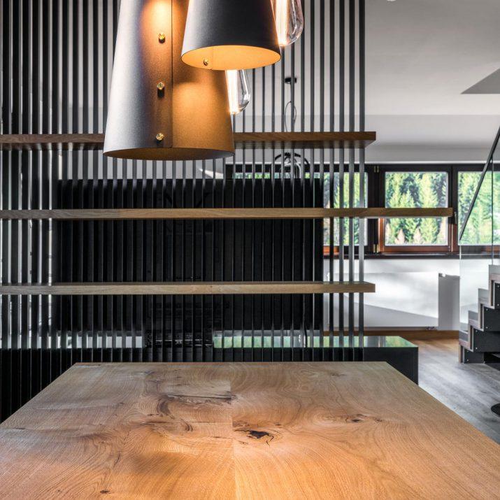 Apartmán Špindlerův Mlýn – Jídelní stůl